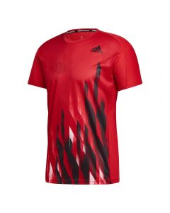 small-ADIDAS-T-SHIRT-GRAPHIC-TEE-M-RED-1
